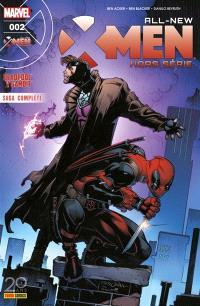 All-New X-Men, hors-série. n° 2, Deadpool v Gambit : saga complète