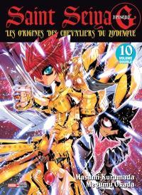 Saint Seiya, épisode G : les origines des chevaliers du zodiaque : volume double. Volume 10