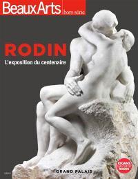 Rodin, l'exposition du centenaire : Grand Palais