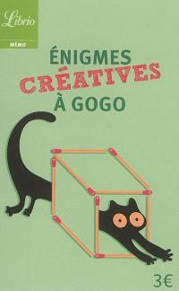 Enigmes créatives à gogo