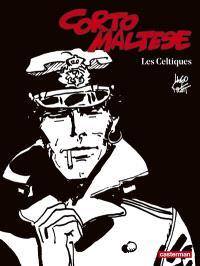 Corto Maltese : en noir et blanc. Volume 4, Les Celtiques