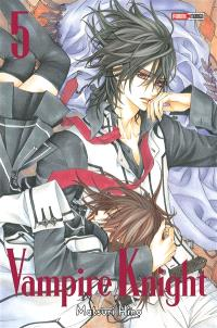 Vampire knight : édition double. Volume 5