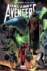 Uncanny Avengers. Volume 6, Contre-évolution