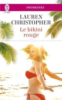 Le bikini rouge