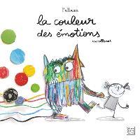 La couleur des émotions : l'album