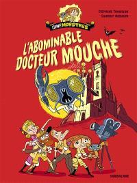Cinémonstres, L'abominable docteur Mouche