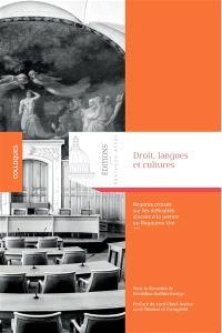 Droit, langues et cultures : regards croisés sur les difficultés d'accès à la justice au Royaume-Uni