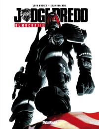 Judge Dredd. Volume 3, Démocratie