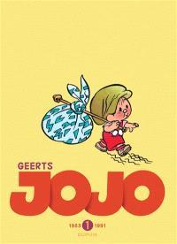 Jojo : intégrale. Volume 1, 1983-1991