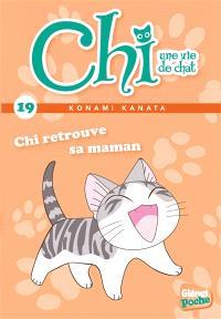 Chi, une vie de chat. Volume 19, Chi retrouve sa maman