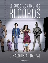 Le guide mondial des records