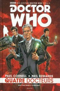 Doctor Who : quatre docteurs. Volume 1
