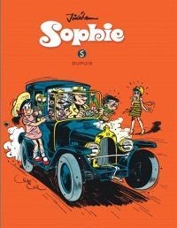 Sophie : intégrale. Volume 5
