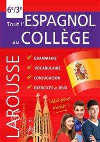 Tout l'espagnol au collège, 5e-3e