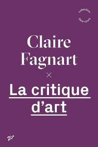 La critique d'art
