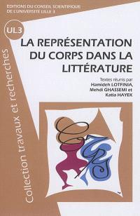 La représentation du corps dans la littérature