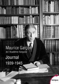 Journal, 1939-1945