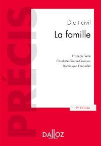 Droit civil : la famille : 2018