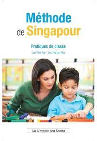 Méthode de Singapour : pratiques de classe