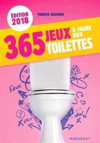 365 jeux à faire aux toilettes