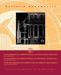 Bulletin monumental. n° 174-4