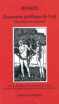 Economie politique de l'art : une joie pour toujours : 1857