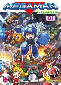 Megaman gigamix. Volume 1