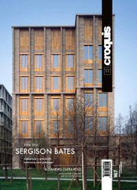 El croquis Sergison Bates