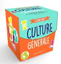 La mini-boîte culture générale : 240 questions pour animer vos soirées !