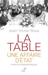 La table : une affaire d'Etat