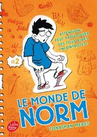 Le monde de Norm. Volume 2, Attention : peut provoquer des fous rires incontrôlés !