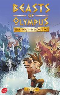 Beasts of Olympus. Volume 3, La course des dieux