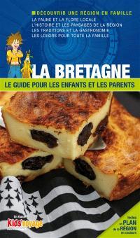 En route pour la Bretagne ! : plus de 85 activités ludiques et pédagogiques à découvrir en famille