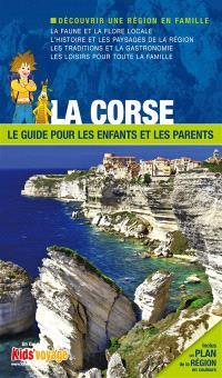 En route pour la Corse ! : plus de 85 activités ludiques et pédagogiques à découvrir en famille