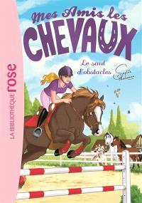 Mes amis les chevaux. Volume 17, Le saut d'obstacles