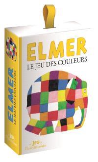 Elmer : le jeu des couleurs