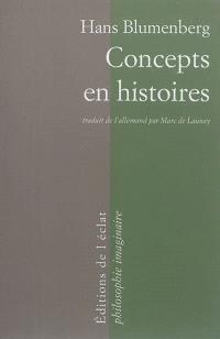Concepts en histoires