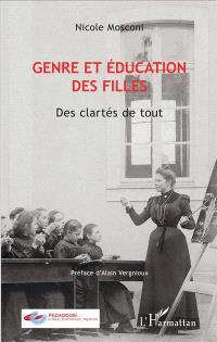 Genre et éducation des filles : des clartés de tout