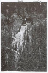 Page sucker, Waterfall