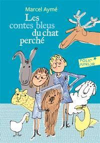 Les contes bleus du chat perché