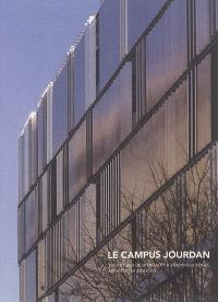 Le campus Jourdan : Thierry Van de Wyngaert & Véronique Feigel, architectes associés