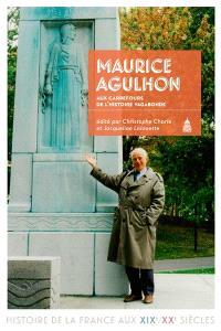 Maurice Agulhon, aux carrefours de l'histoire vagabonde