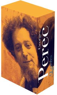 Georges Perec : oeuvres