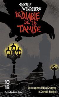 Une enquête d'Anna Kronberg et Sherlock Holmes, Le diable de la Tamise