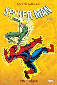 Spider-Man : l'intégrale, 1977