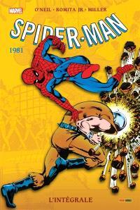Spider-Man : l'intégrale, 1981