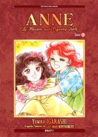 Anne : la maison aux pignons verts. Volume 2