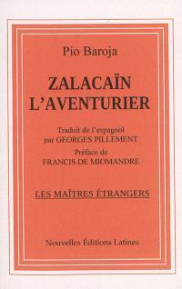 Zalacaïn l'aventurier