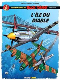 Les aventures de Buck Danny : classic. Volume 4, L'île du diable
