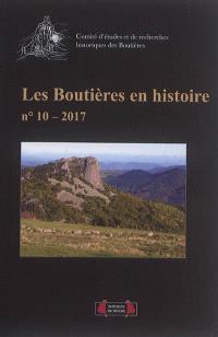 Boutières en histoire (Les). n° 10